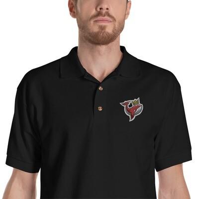 Male EoG Logo Embroidered Polo Shirt