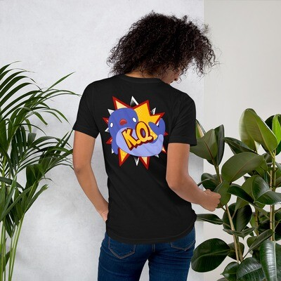 K.O. Whale Short-Sleeve Unisex T-Shirt