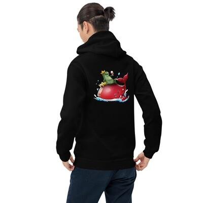 Water Frog Unisex Hoodie