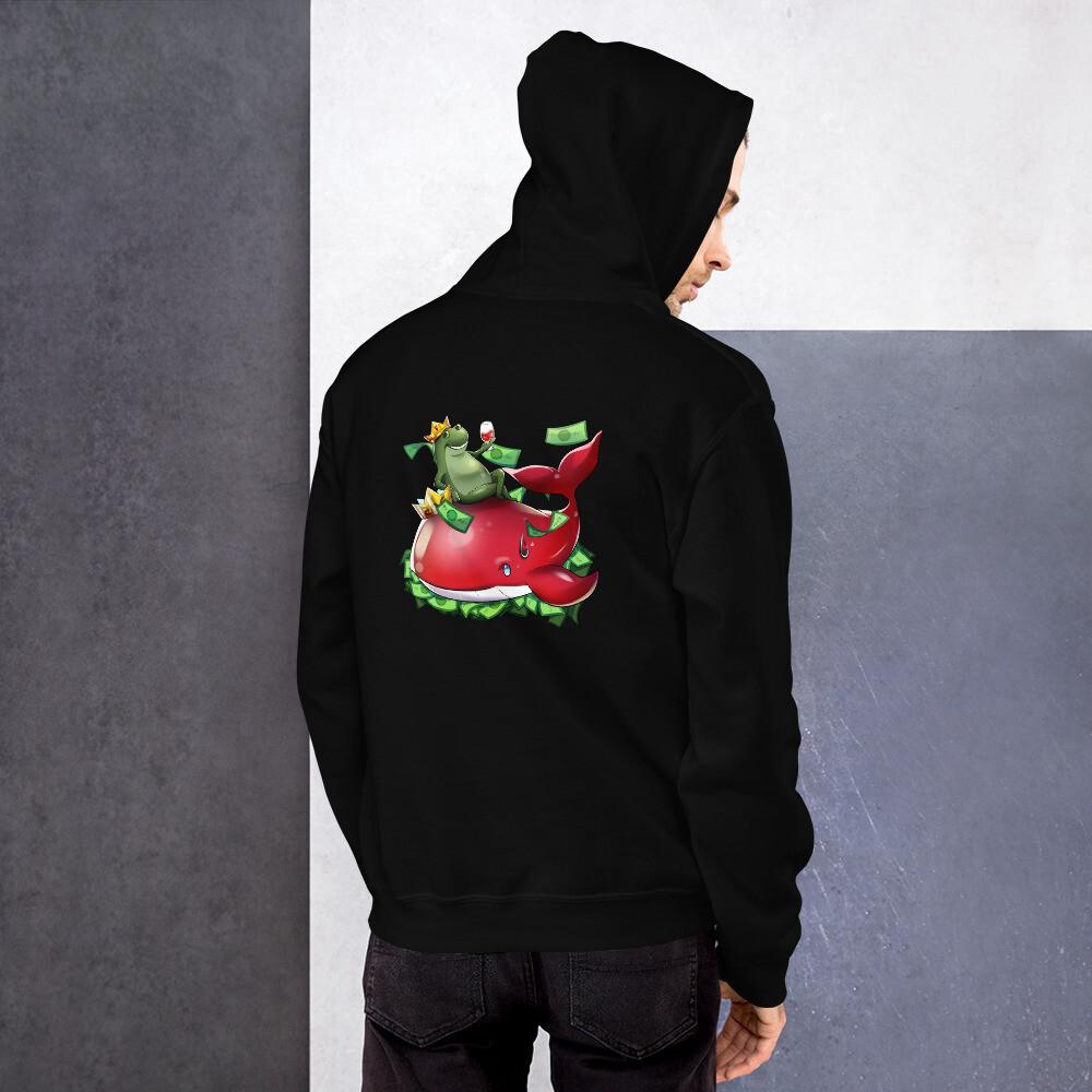 Money Frog Unisex Hoodie