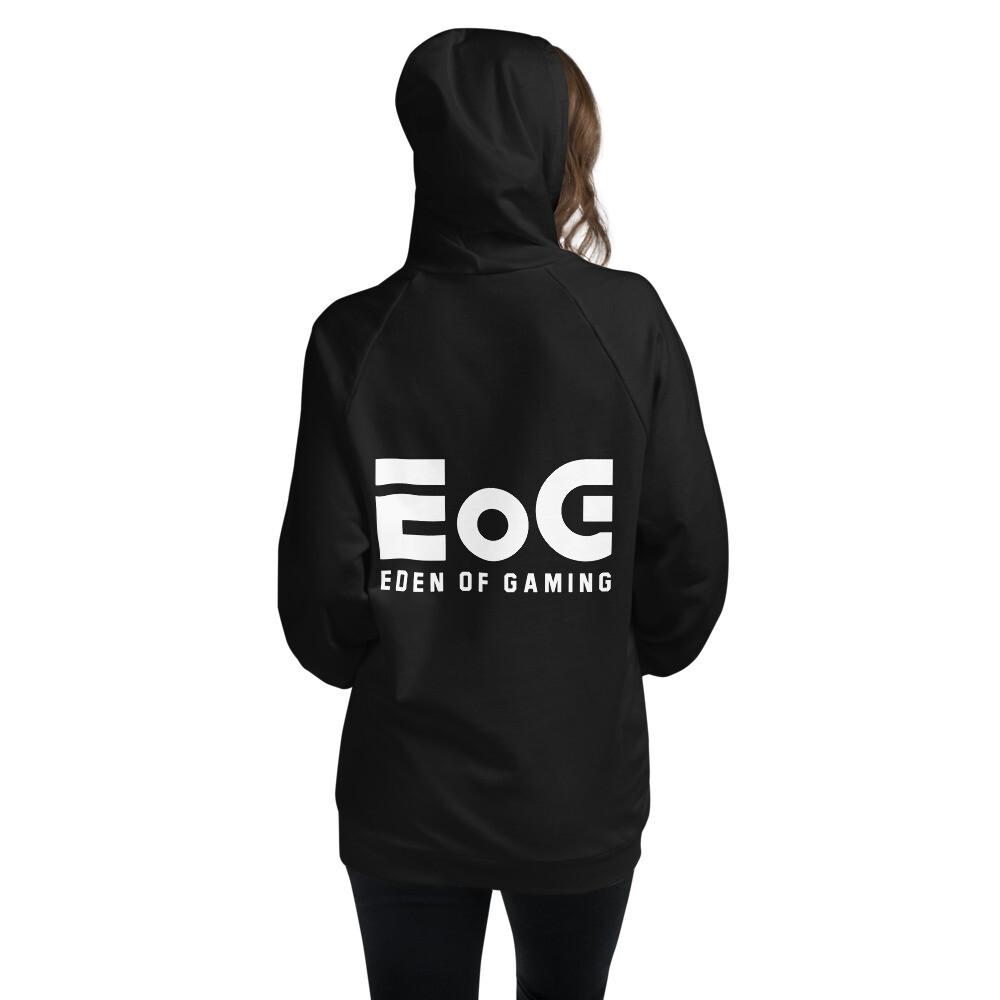 EoG OG Logo 100% Cotton Unisex Fleece Hoodie