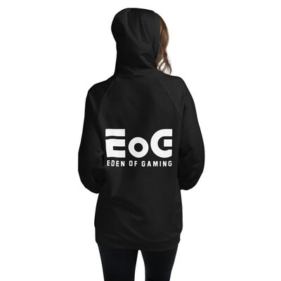 EoG OG Logo 100% Cotton Unisex Fleece Hoodie