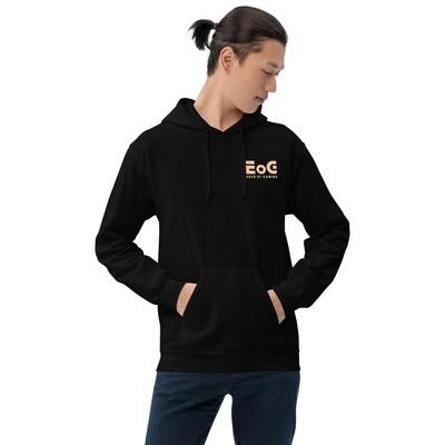 EoG Logo Beige Unisex Hoodie