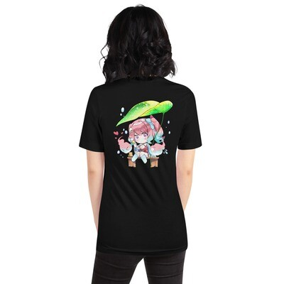 Reiyu Guigui Playful Short-Sleeve Unisex T-Shirt