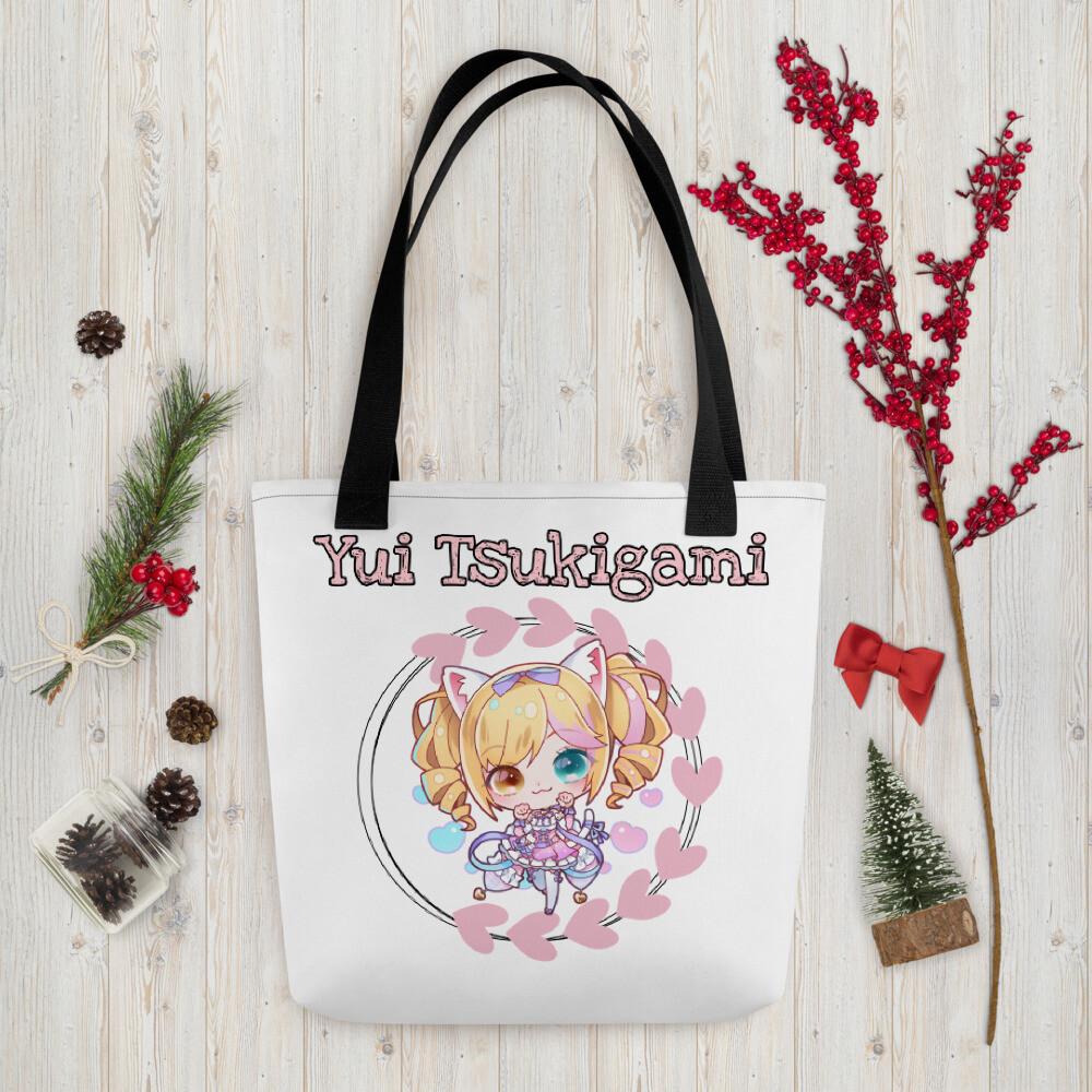 Yui Tsukigami Tote bag