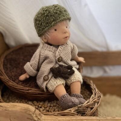 Puppe Niklas