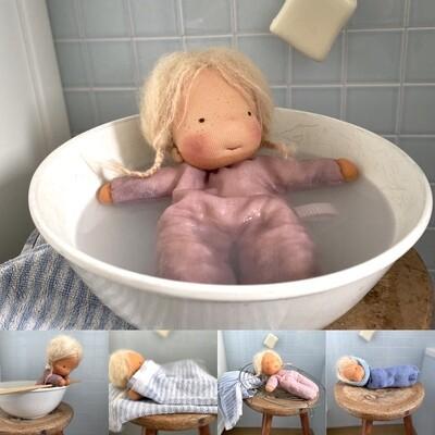 Pflege - Empfehlung für Liebgewollt-Puppen