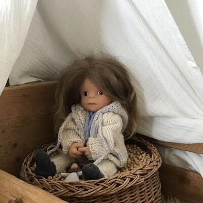 Puppe Hannah