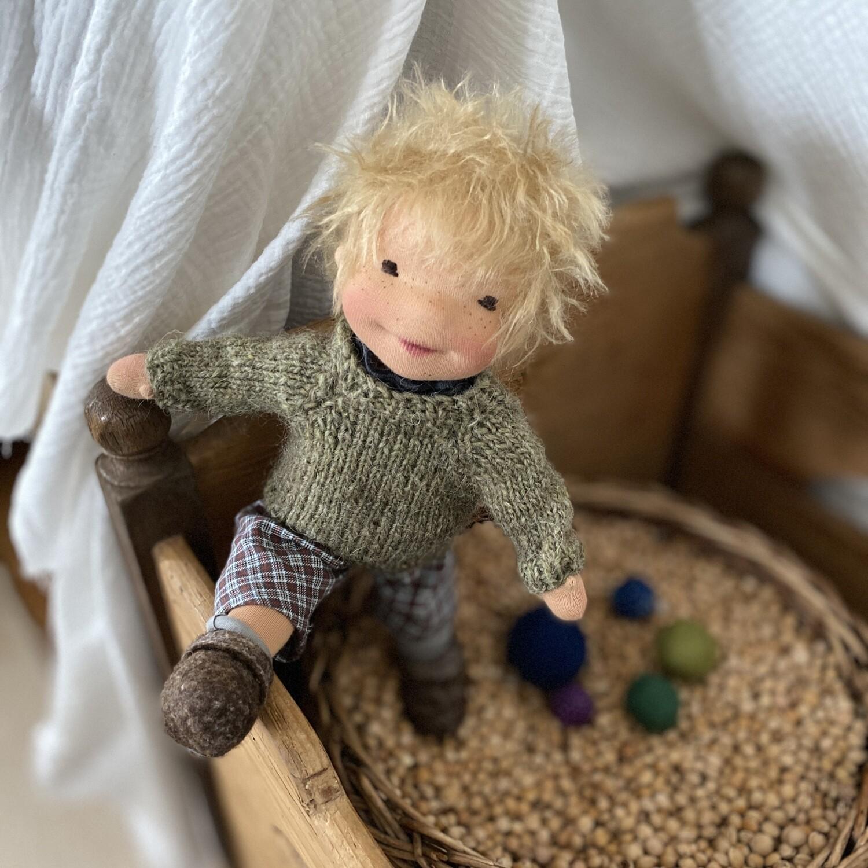 """Jarle (norwegisch) """"kleiner König"""""""