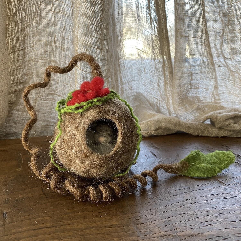 Mäuschen Nest