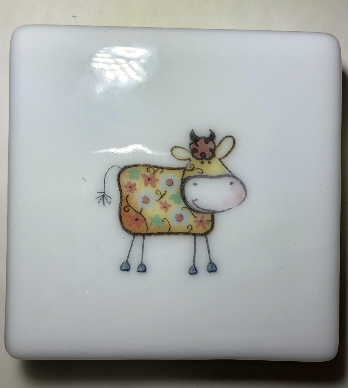 Animal Character Cow