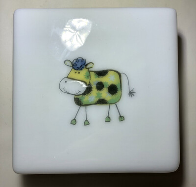 Animal Character Cow