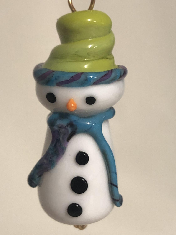 Torch Work Snowman