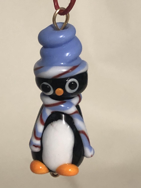 Torch Work Penguin