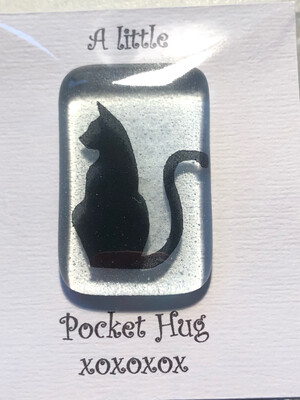 Cat Pocket Hug