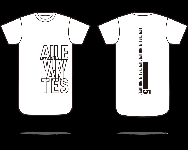 AILE VIVANTES 〈 Long T-Shirt 〉
