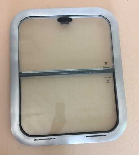 Horse Head Window Vertical Slider WITHOUT Bars 18 x 22