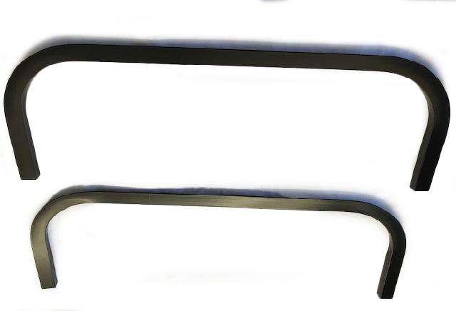 Back Frame for 42 x 30 Side Slider