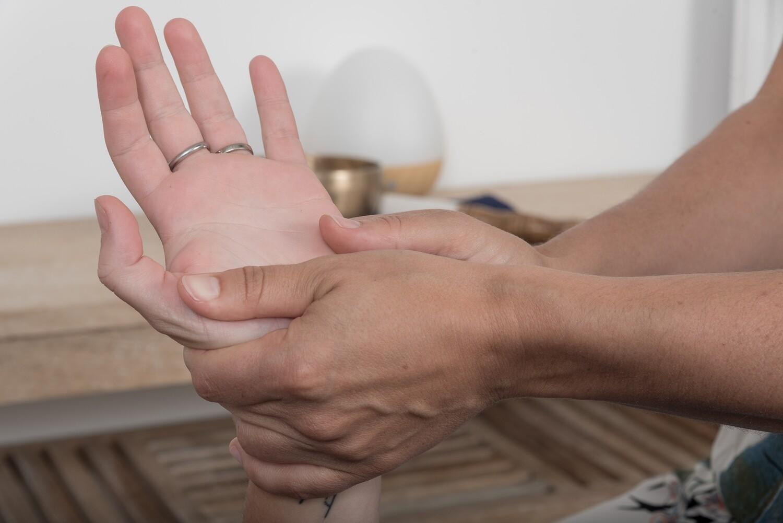 Massage Sur - Mesure 45 MIN