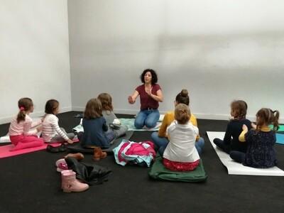 Atelier Massage Parent / Enfant