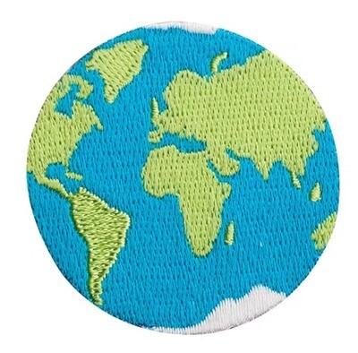 Rocket Class Earth Badge