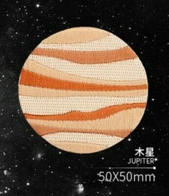 Rocket Class Jupiter Badge