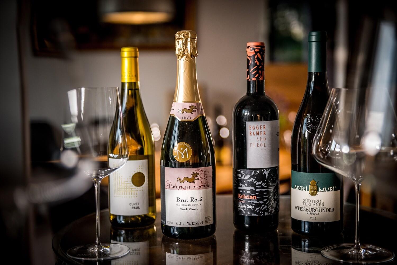 Das Wein- und Glas-Paket