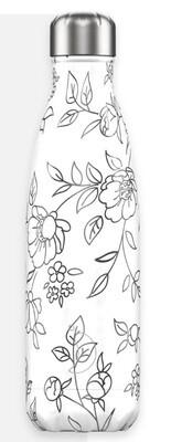 Chilly's Bottle Fleurs 500ml
