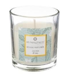 Bougie parfumée Jasmin d'Eau 110 gr
