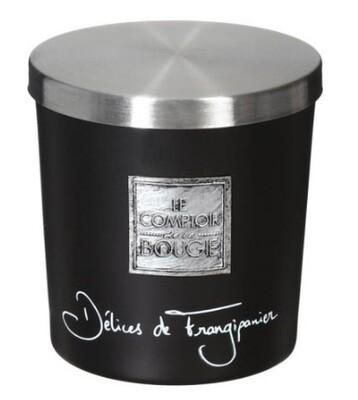 Bougie parfumée Délices de Frangipanier 130 gr
