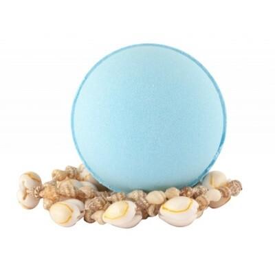 Bombe de bain Blue Lagon