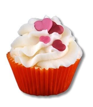 Maxi Cupcake Cranberry 140gr