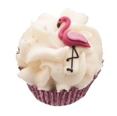 Maxi Cupcake Flamingo 140 gr