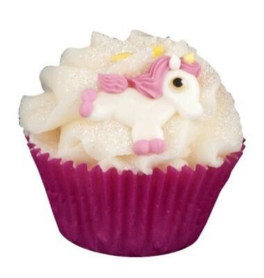 Maxi Cupcake Licorne 140gr