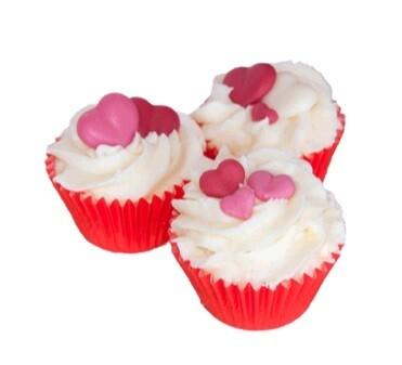 Mini Cupcake Cranberry 40gr