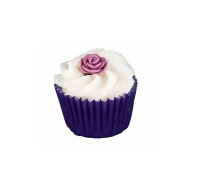 Mini Cupcake Rose Ancienne 40gr