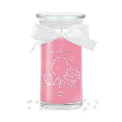 Jewelcandle Candy floss
