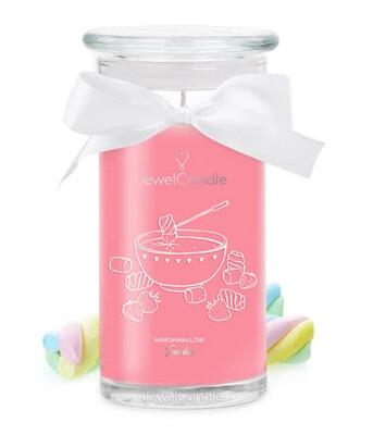 Jewelcandle Marshmallow Fondue