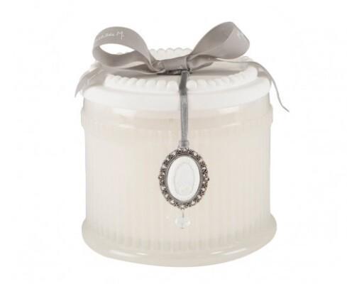 Bougie parfumée 3 mèches 340g - Fleur de Coton