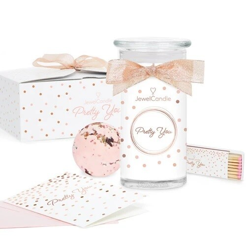 Jewelcandle Pretty You Coffret Cadeau 2 Bijoux