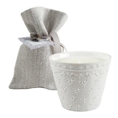 Bougie parfumée 170g - Fleur de Coton