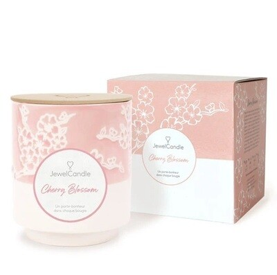 Jewelcandle Cherry Blossom, Cire 100% végétale 🌿