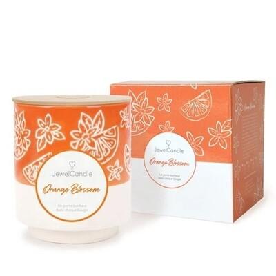 Jewelcandle Orange Blossom, Cire 100% végétale 🌿