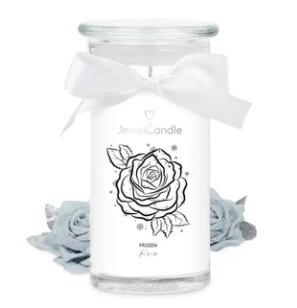 PROMO Jewelcandle Frozen Rose