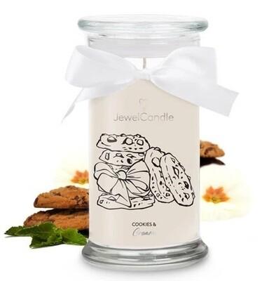 PROMO Jewelcandle Cookies & Cream