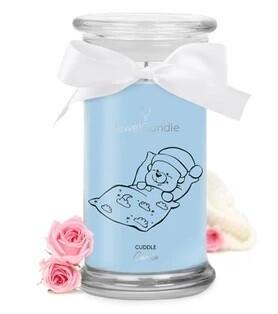 PROMO Jewelcandle Cuddle Candle