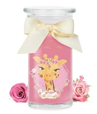 Jewelcandle Blossom the Giraffe