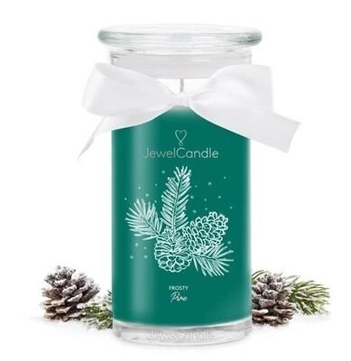 Jewelcandle Frosty Pine