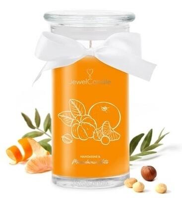 Jewelcandle Mandarin & Macadamia Nuts