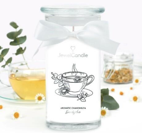 Jewelcandle Aromatic Chamomile & Eucalyptus (Exclu revendeur)